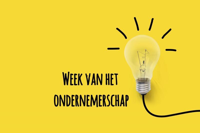 Week van het ondernemerschap
