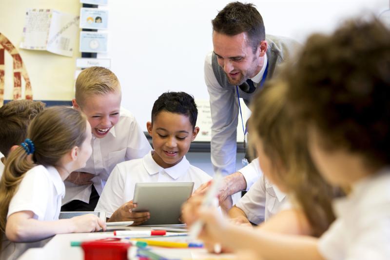 Digitaal in de klas