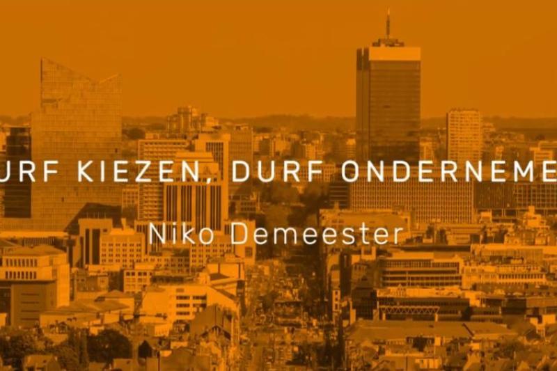 Niko Demeester over Durf kiezen