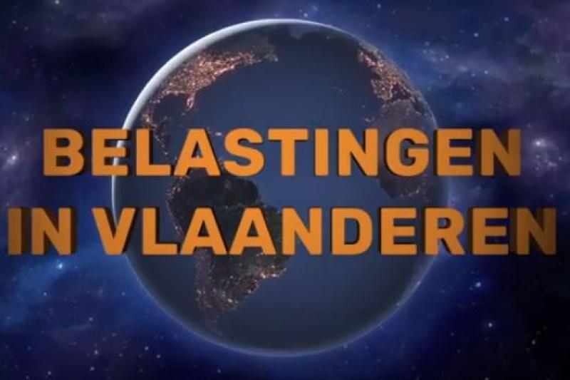 Belastingen in Vlaanderen