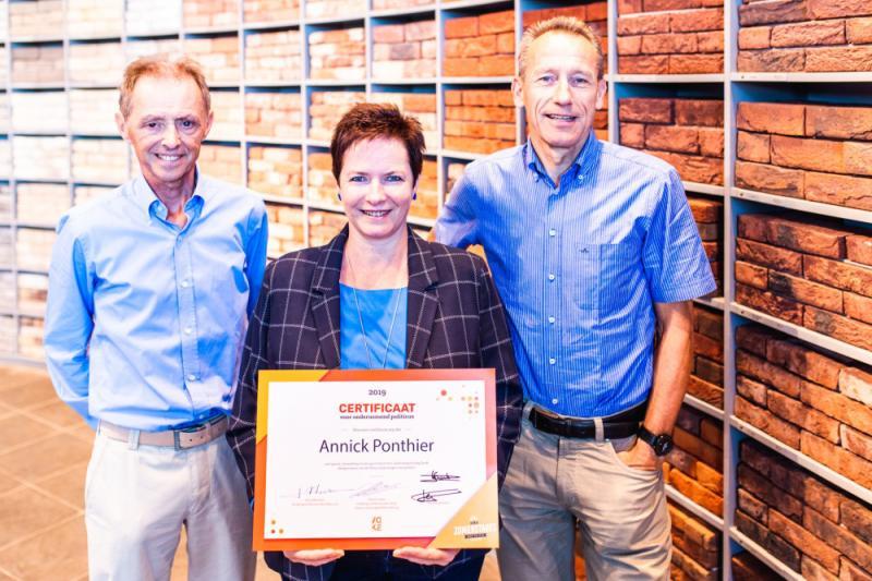 Annick Ponthier Bilzen Vandersanden