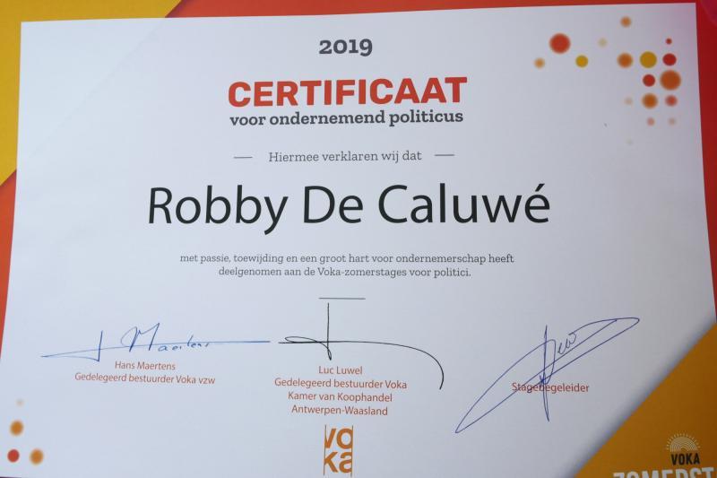 Robby De Caluwé