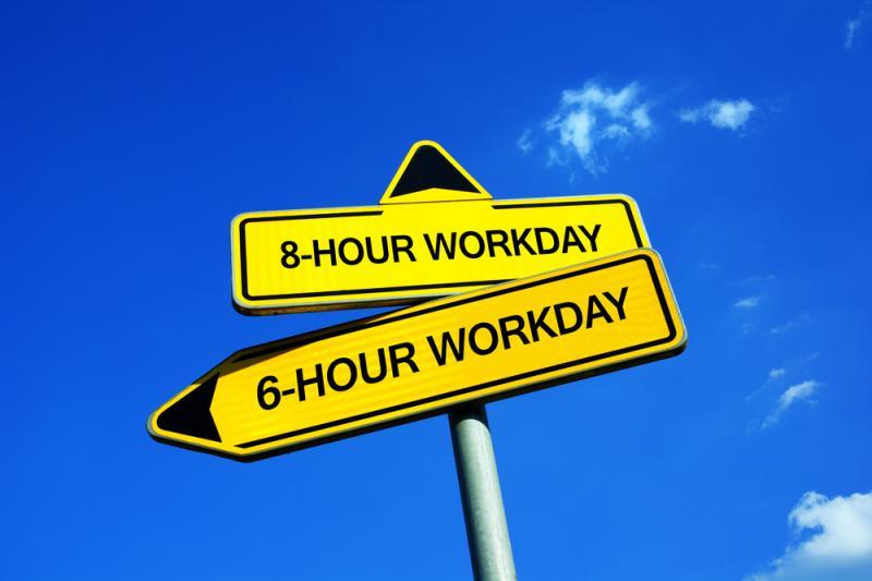 30uren werkweek