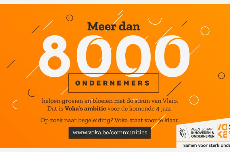8000 ondernemers