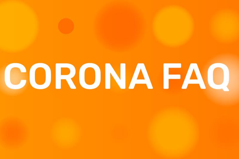 Corona faq