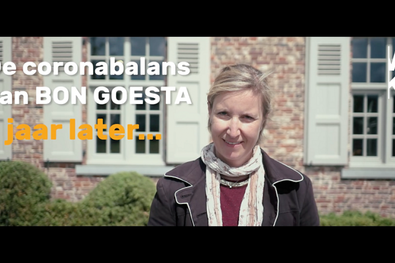 Katrien Van der Plaetsen, Bon Goesta