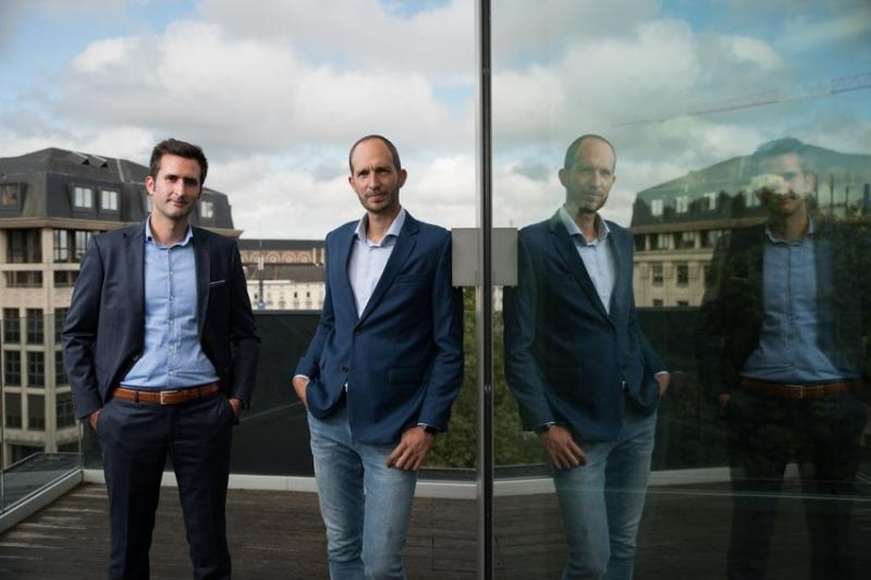 Dieter Somers en Alexander Hoogewijs