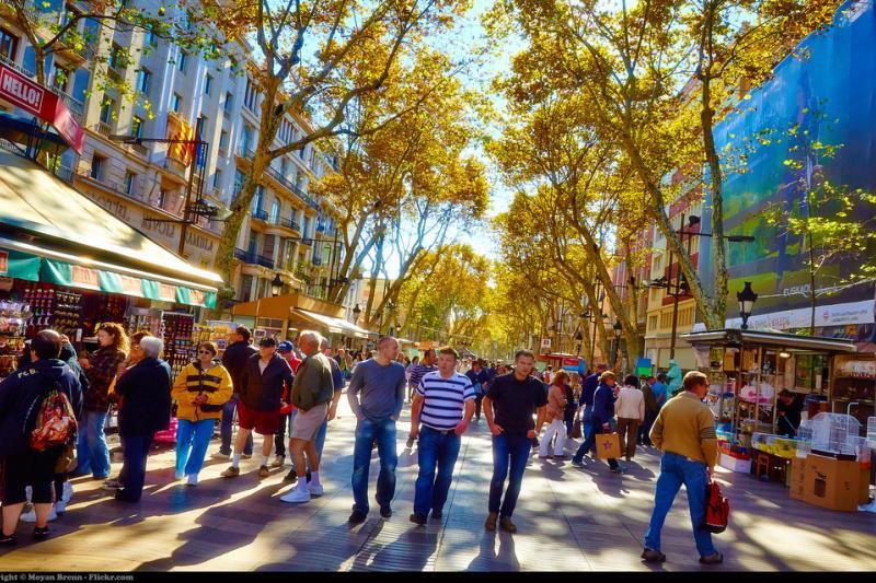 Barcelona bootcamp voor studenten