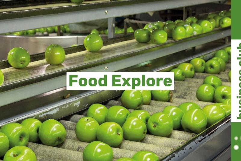 Business Club Food Explore