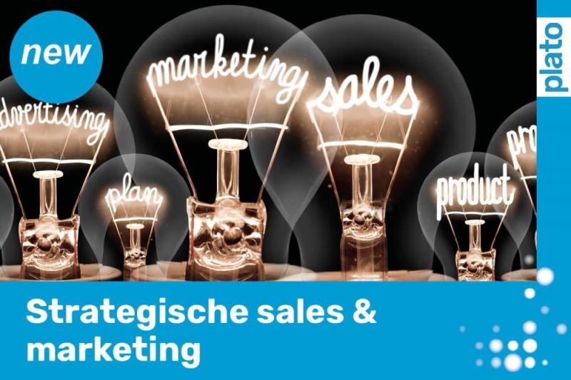 Plato Ondernemers Strategische Sales & Marketing