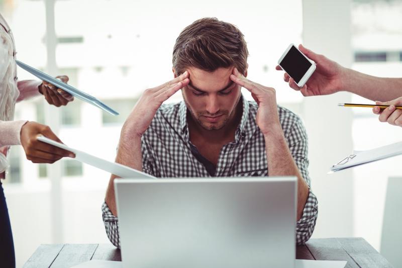 Seminarie: Stress de baas zijn