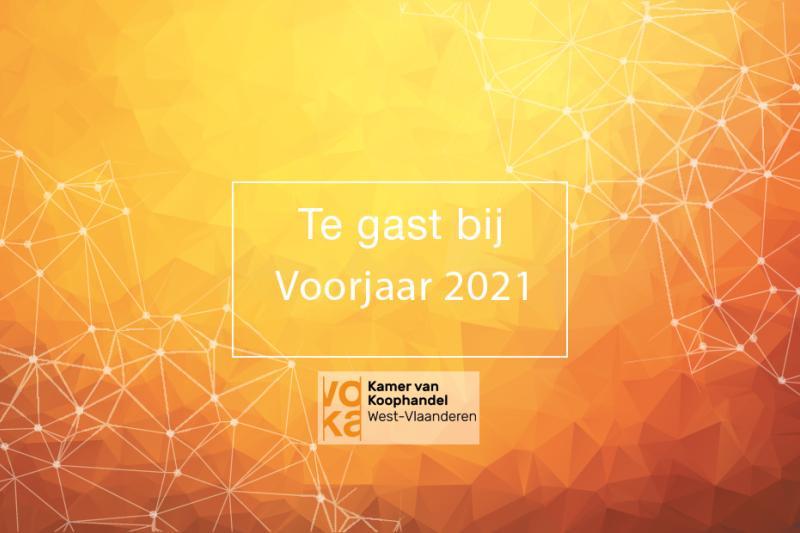 Te gast bij - Voorjaar 2021