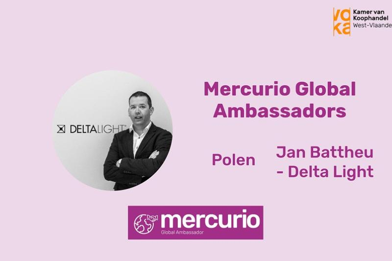 Mercurio Global Ambassadors: Polen