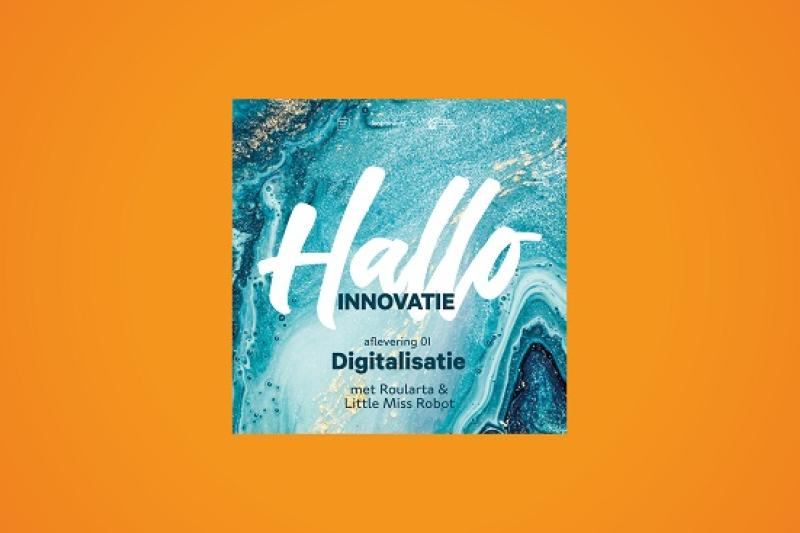 Podcast Hallo Innovatie: Over de Spotify van tijdschriften en digitalisering van media