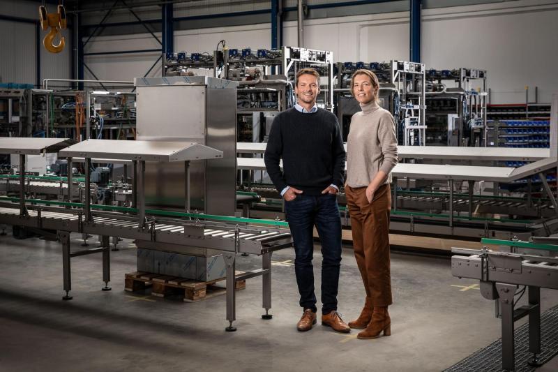 """""""Dankzij de corona-updates van Voka West-Vlaanderen konden we alsnog meer dan 200 machinelijnen opstarten in het buitenland."""""""