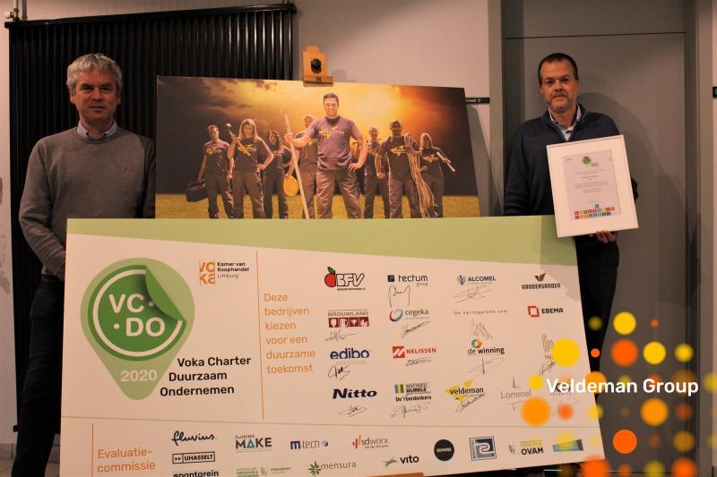 Filip Van Den Bruel & Andy Moors, Veldeman Group