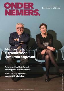 Antwerpen-Waasland ONDERNEMERS. 2017 #3