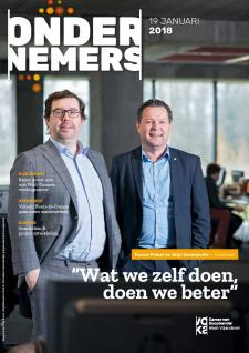 West-Vlaanderen Ondernemers 2018 # 1