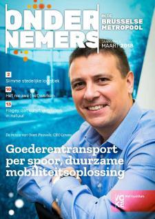 Voka Metropolitan Ondernemers in de Brusselse Metropool 2018 #1