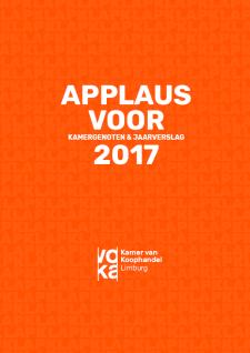 Kamergenoten en jaarverslag 2017
