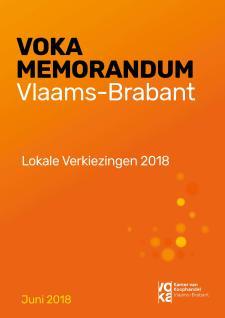 Vlaams-Brabant Verkiezingsmemorandum 2018 #1