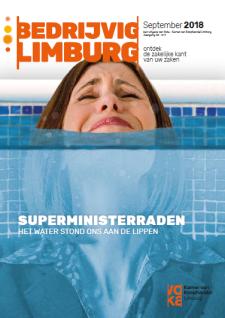 cover Bedrijvig Limburg #9 (september 2018)