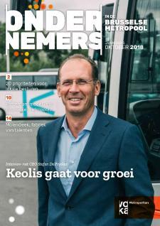 Voka Metropolitan Ondernemers in de Brusselse Metropool 2018 #3