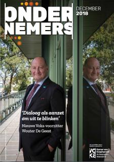 cover december met Wouter De Geest