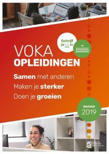 Vlaams-Brabant Opleidingsfolder najaar 2019