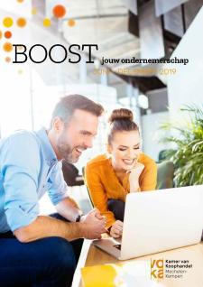 Mechelen - KempenBoost jouw ondernemerschap juli - december 2019