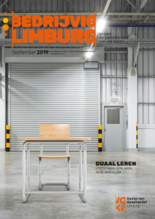 Cover Bedrijvig Limburg september 2019