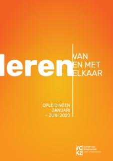 Oost-Vlaanderen opleidingskalender 2020