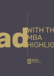 Oost-Vlaanderen MBA Highlights 2020-2021