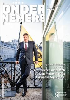 Antwerpen-Waasland ONDERNEMERS 2020 #2