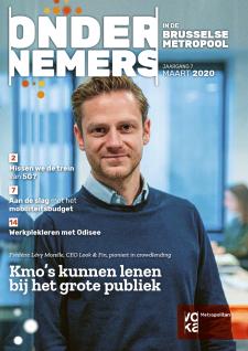 Cover van Ondernemers Metropolitan #1