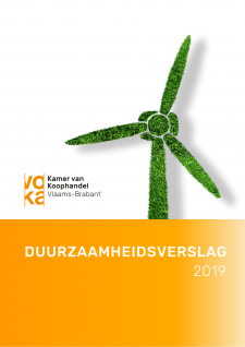 Duurzaamheidsverslag 2019