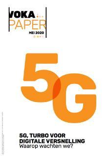 5G, turbo voor digitale transformatie