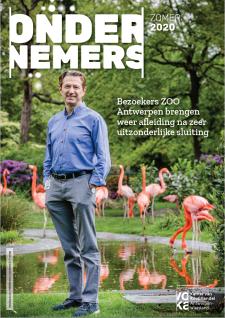 Antwerpen-Waasland ONDERNEMERS 2020 #zomer