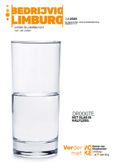 Bedrijvig Limburg cover juli
