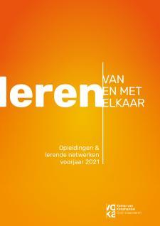 Voka Oost-Vlaanderen Opleidingskalender Januari 2021 - Juni 2021