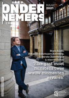 Antwerpen-Waasland ONDERNEMERS 2021 #3