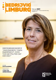 Cover februari 2021 Bedrijvig Limburg