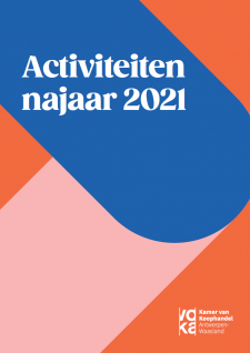 Activiteitenkalender 2021 Voka - Najaar in de kijker