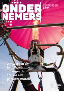 Antwerpen-Waasland ONDERNEMERS 2021 #9