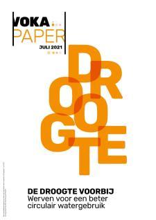 Cover Voka Paper juli 2021 - De droogte voorbij