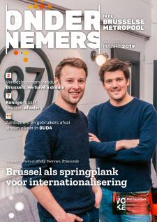 Voka Metropolitan Ondernemers in de Brusselse metropool 2019 #1