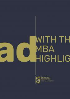 Oost-Vlaanderen MBA Highlights