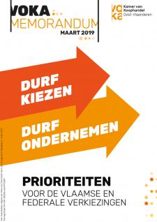 Oost-Vlaanderen Verkiezingsmemorandum 2019