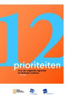 12 prioriteiten