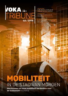 Voka Tribune mobiliteit in de stad van morgen